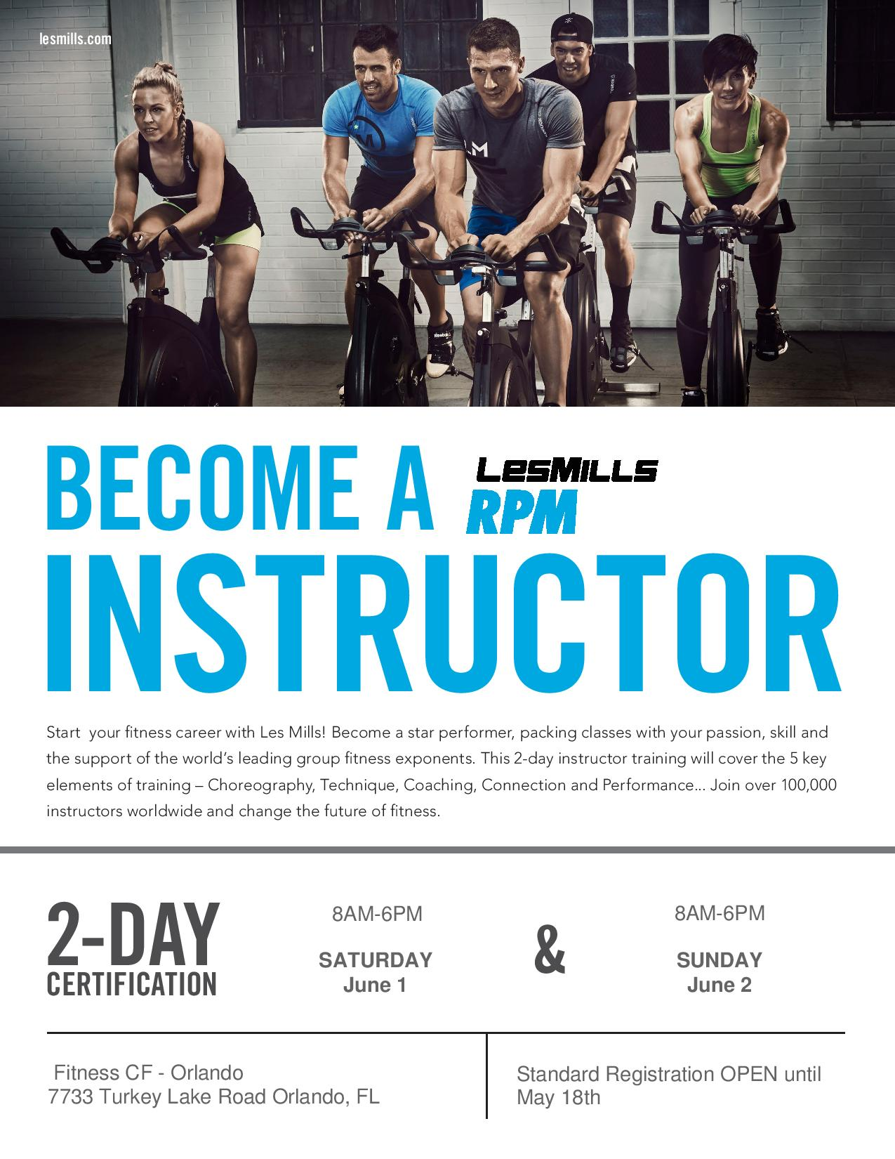 RPM Instructor Training