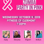 Party in Pink with Zumba!