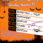 Join Us for a SPOOKY Group Fitness Launch!