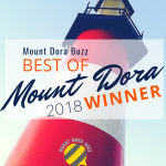 Fitness CF Mount Dora Wins 'Best of Mount Dora' Award