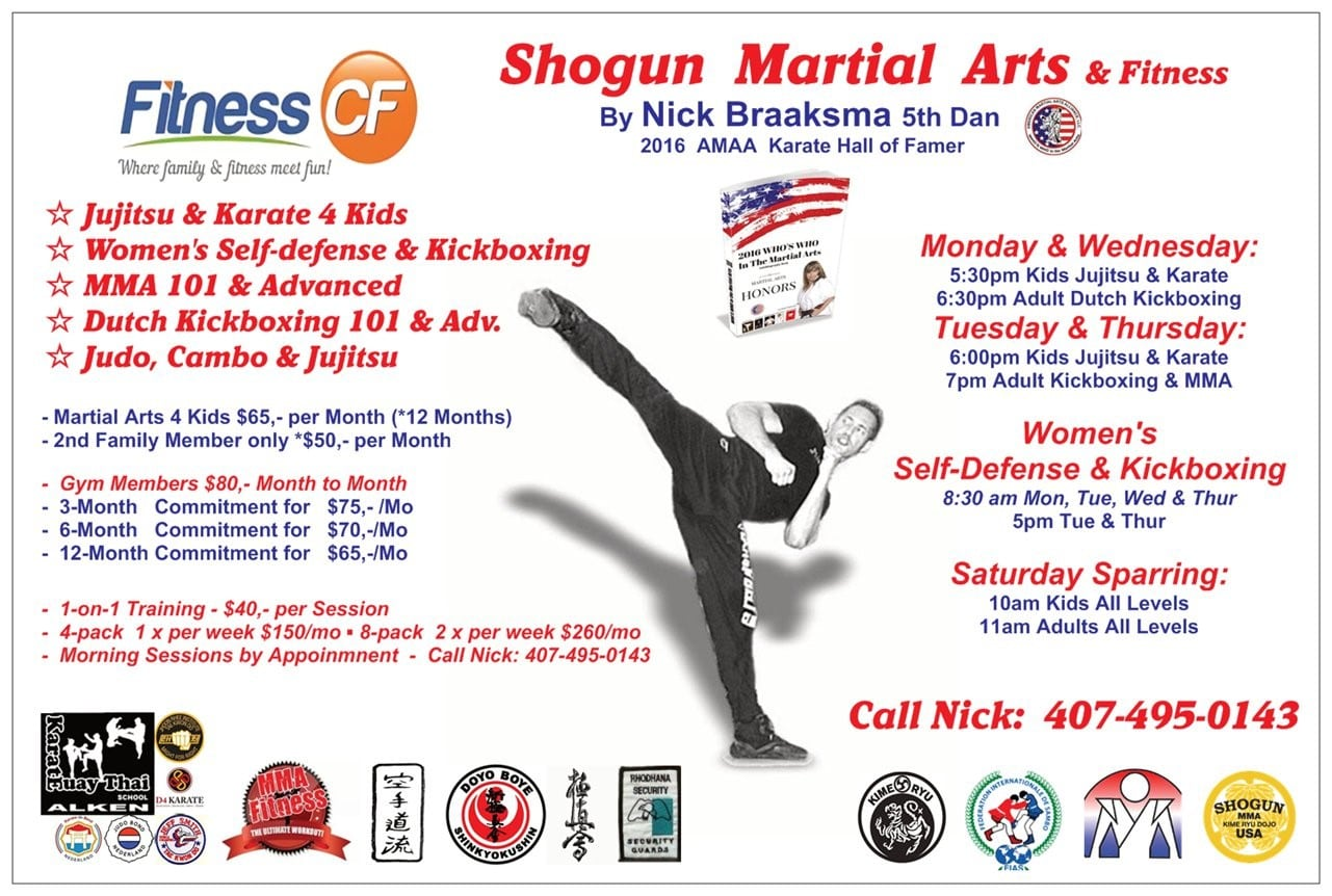 Summer Martial Arts Offer