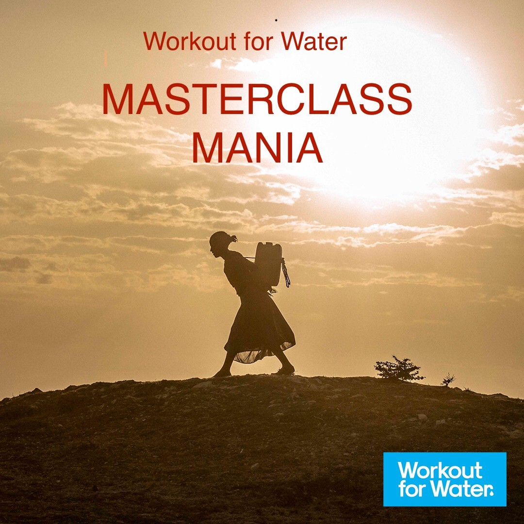 Workout for Water Les Mills Masterclasses at Fitness CF Clermont South!